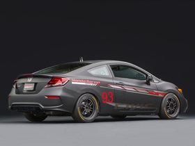 Ver foto 2 de Honda Civic Si Coupe Race Car by HPD 2013