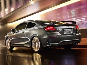 Ver foto 1 de Honda Civic Si Coupe USA 2014