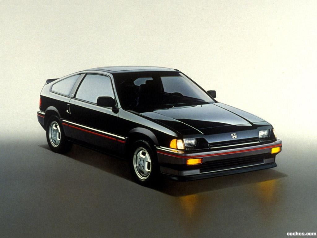 Foto 0 de Honda Civic Si Hatchback 1989