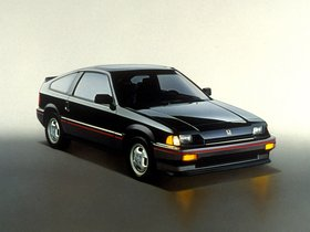 Fotos de Honda Civic Si Hatchback 1989