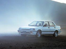 Ver foto 3 de Honda Civic Si Sedan 1985