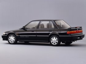 Ver foto 2 de Honda Civic Si Sedan 1989