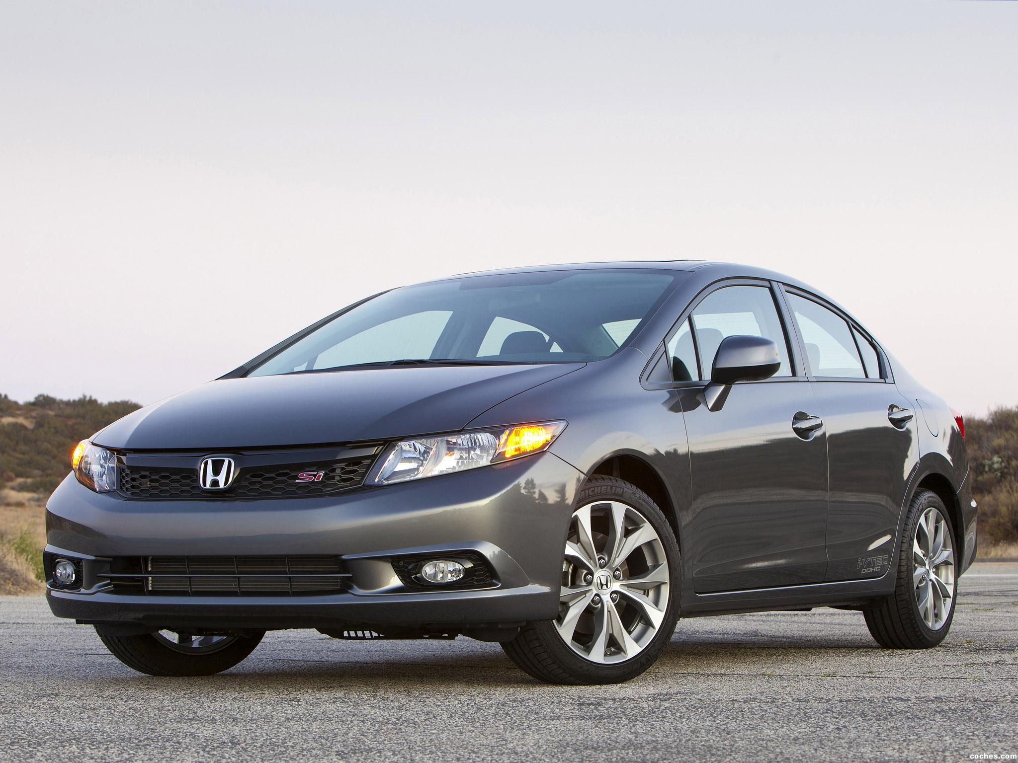 Foto 0 de Honda Civic Si Sedan 2011