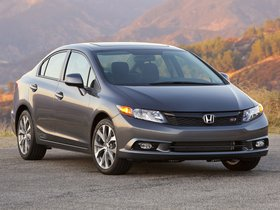 Ver foto 6 de Honda Civic Si Sedan 2011