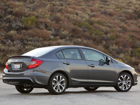 Ver foto 5 de Honda Civic Si Sedan 2011