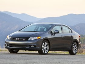 Ver foto 4 de Honda Civic Si Sedan 2011