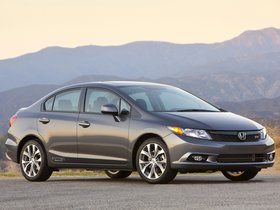 Ver foto 2 de Honda Civic Si Sedan 2011