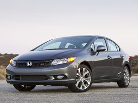 Fotos de Honda Civic Si Sedan 2011