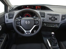 Ver foto 14 de Honda Civic Si Sedan 2011