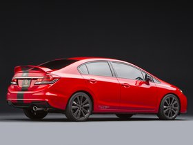 Ver foto 3 de Honda Civic Si Sedan Sema 2013