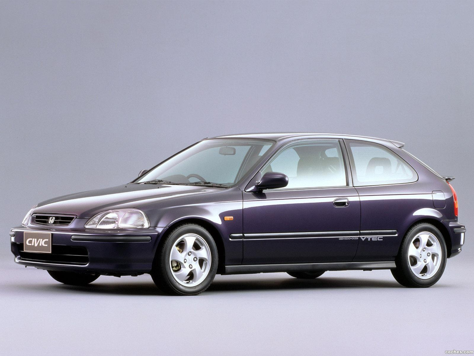 Foto 0 de Honda Civic SiR II Hatchback 1995