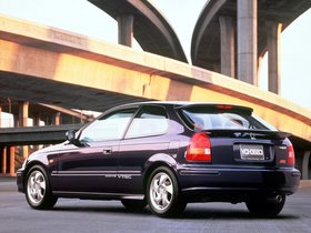 Ver foto 3 de Honda Civic SiR II Hatchback 1995