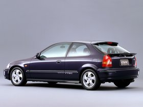 Ver foto 2 de Honda Civic SiR II Hatchback 1995