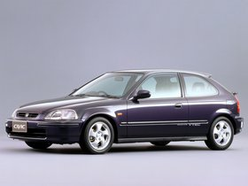 Fotos de Honda Civic SiR II Hatchback 1995