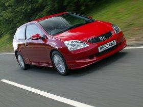 Ver foto 3 de Honda Civic Sport 2001