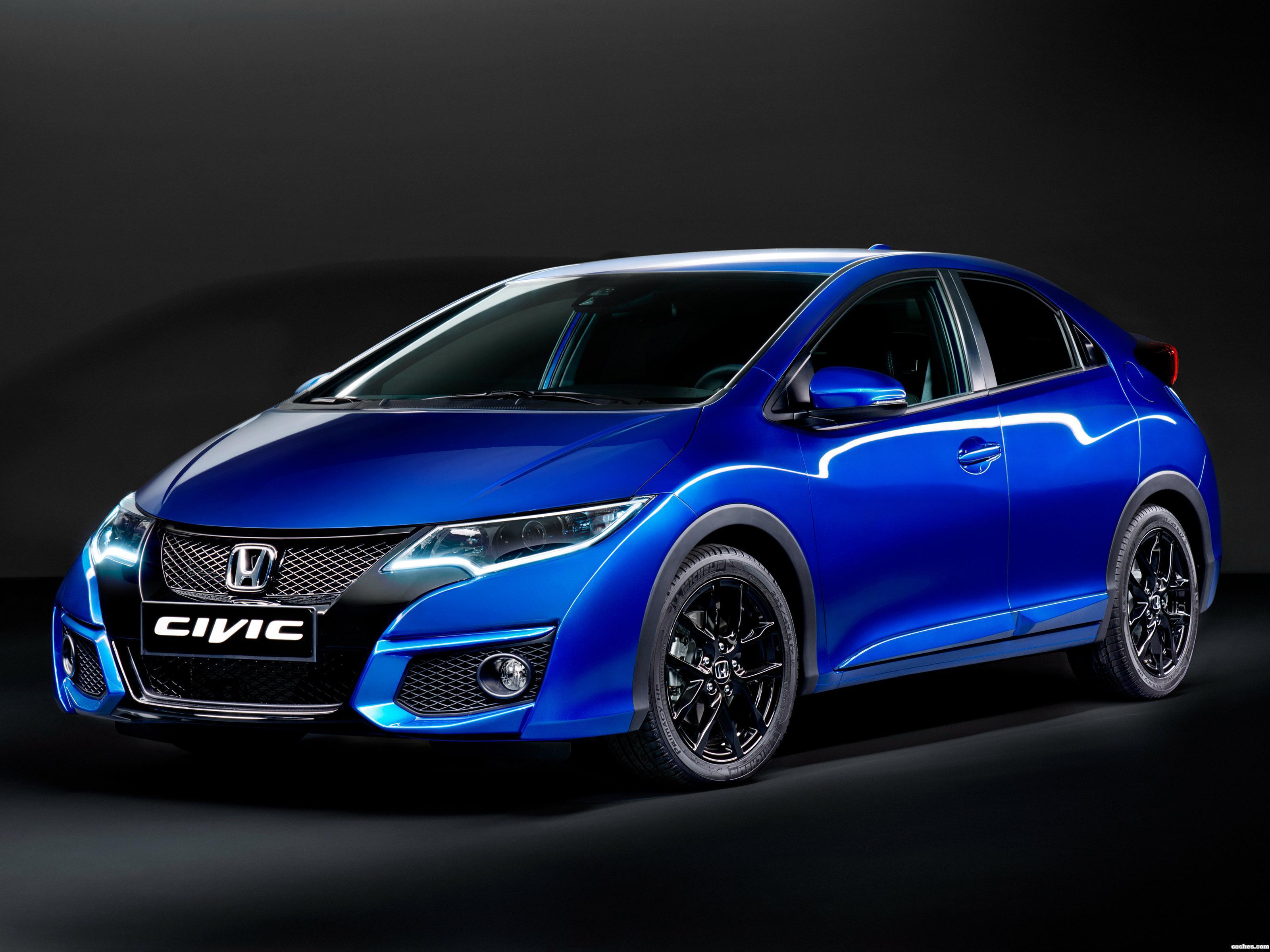 Foto 0 de Honda Civic Sport 2014
