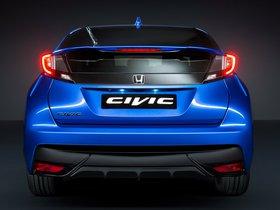 Ver foto 3 de Honda Civic Sport 2014