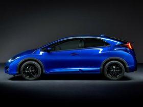 Ver foto 2 de Honda Civic Sport 2014