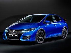 Ver foto 1 de Honda Civic Sport 2014