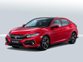 Fotos de Honda Civic Sport 2017