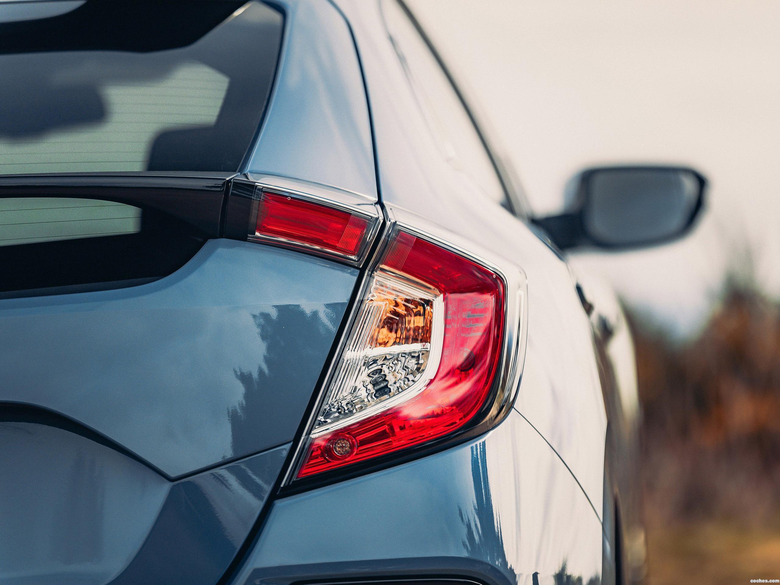 Foto 29 de Honda Civic Sport UK 2017