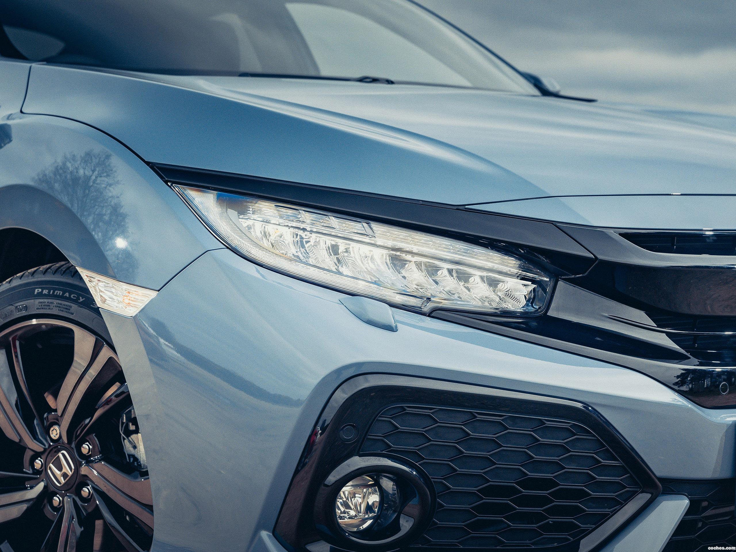 Foto 27 de Honda Civic Sport UK 2017