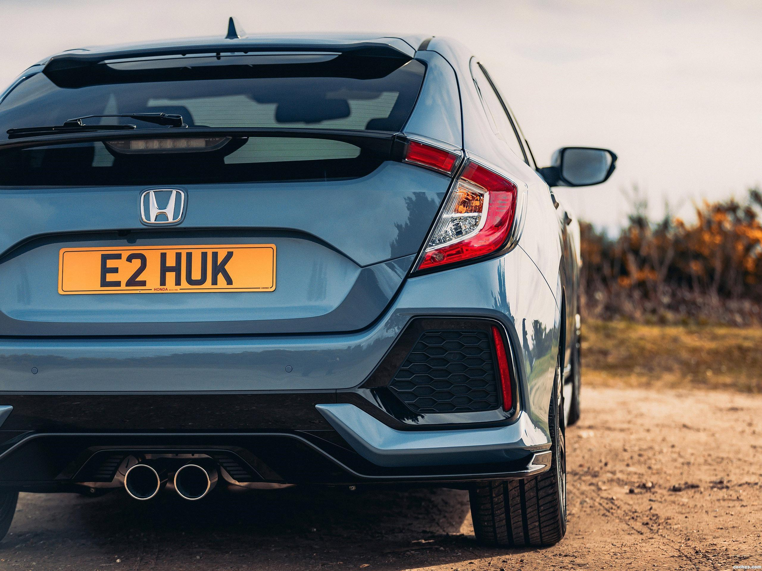 Foto 21 de Honda Civic Sport UK 2017