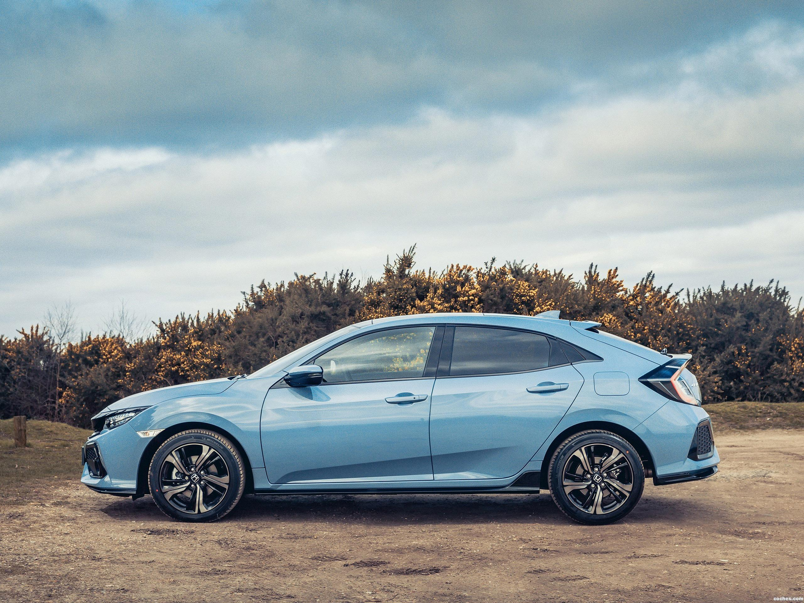 Foto 15 de Honda Civic Sport UK 2017