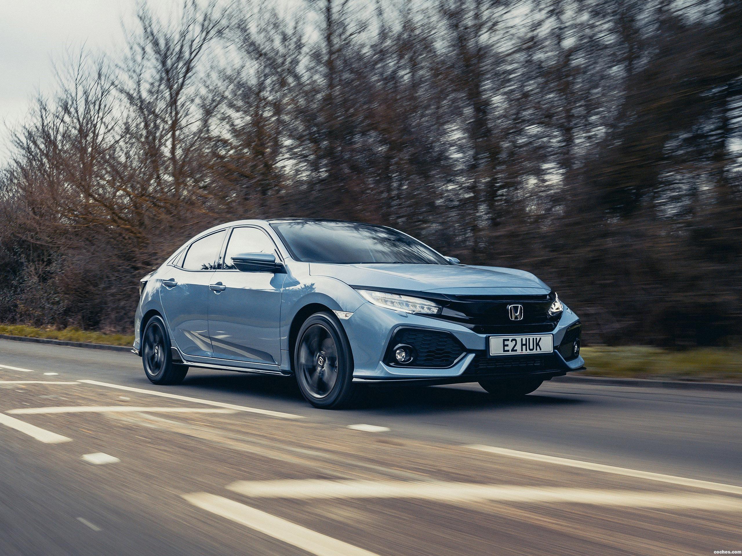 Foto 14 de Honda Civic Sport UK 2017