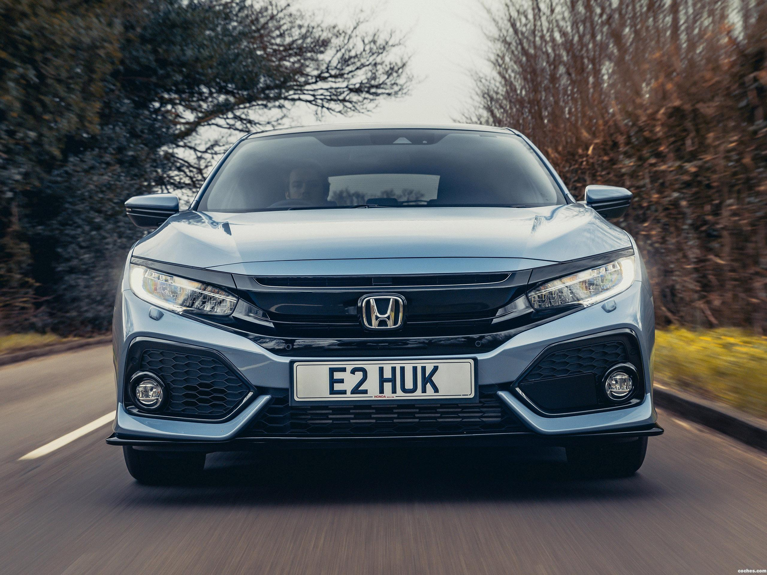 Foto 13 de Honda Civic Sport UK 2017