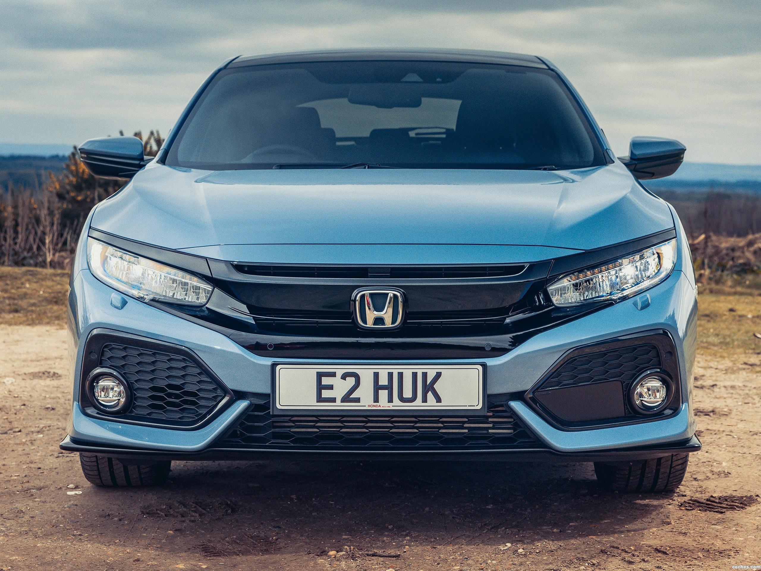 Foto 9 de Honda Civic Sport UK 2017