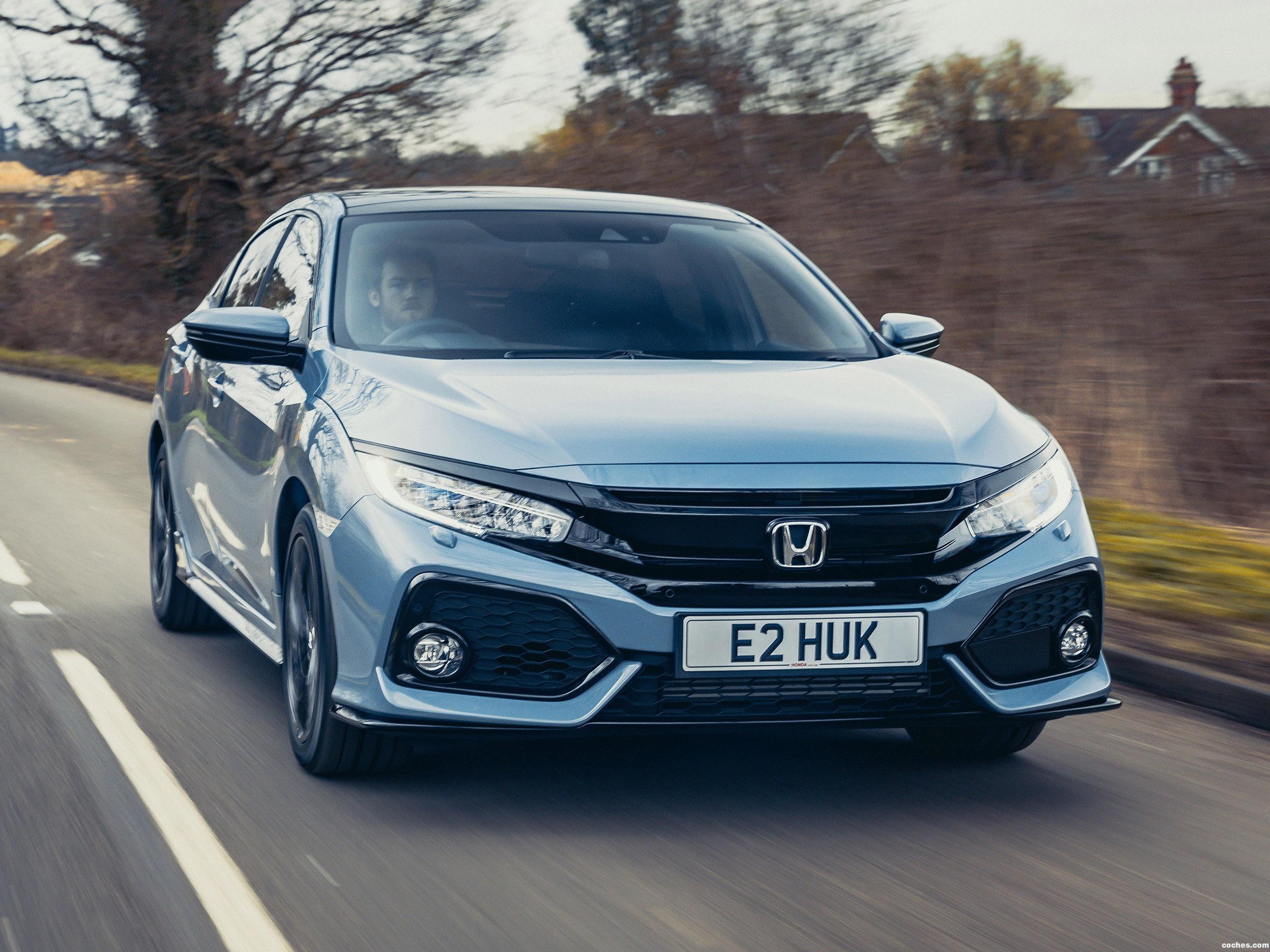 Foto 2 de Honda Civic Sport UK 2017