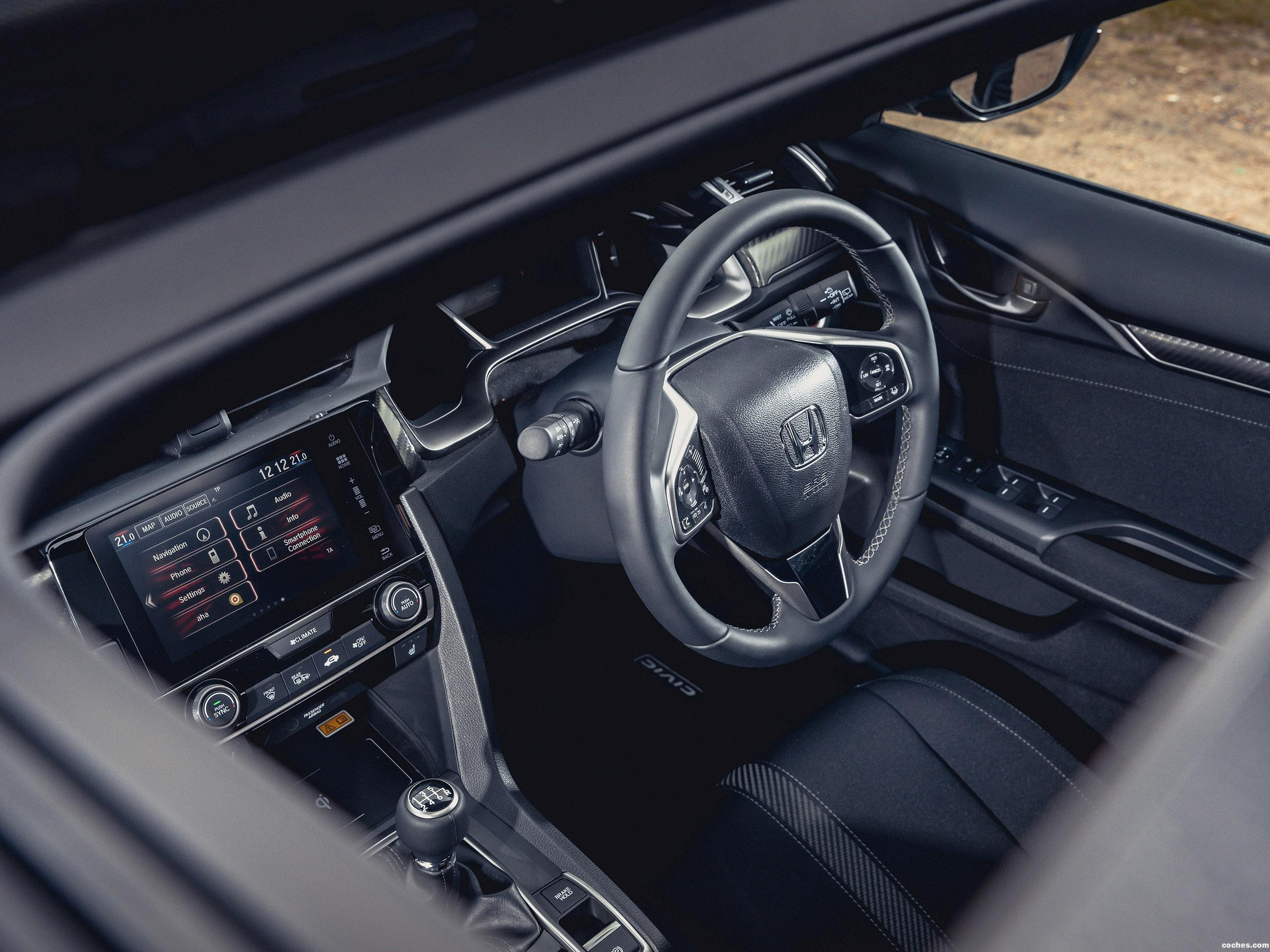 Foto 33 de Honda Civic Sport UK 2017