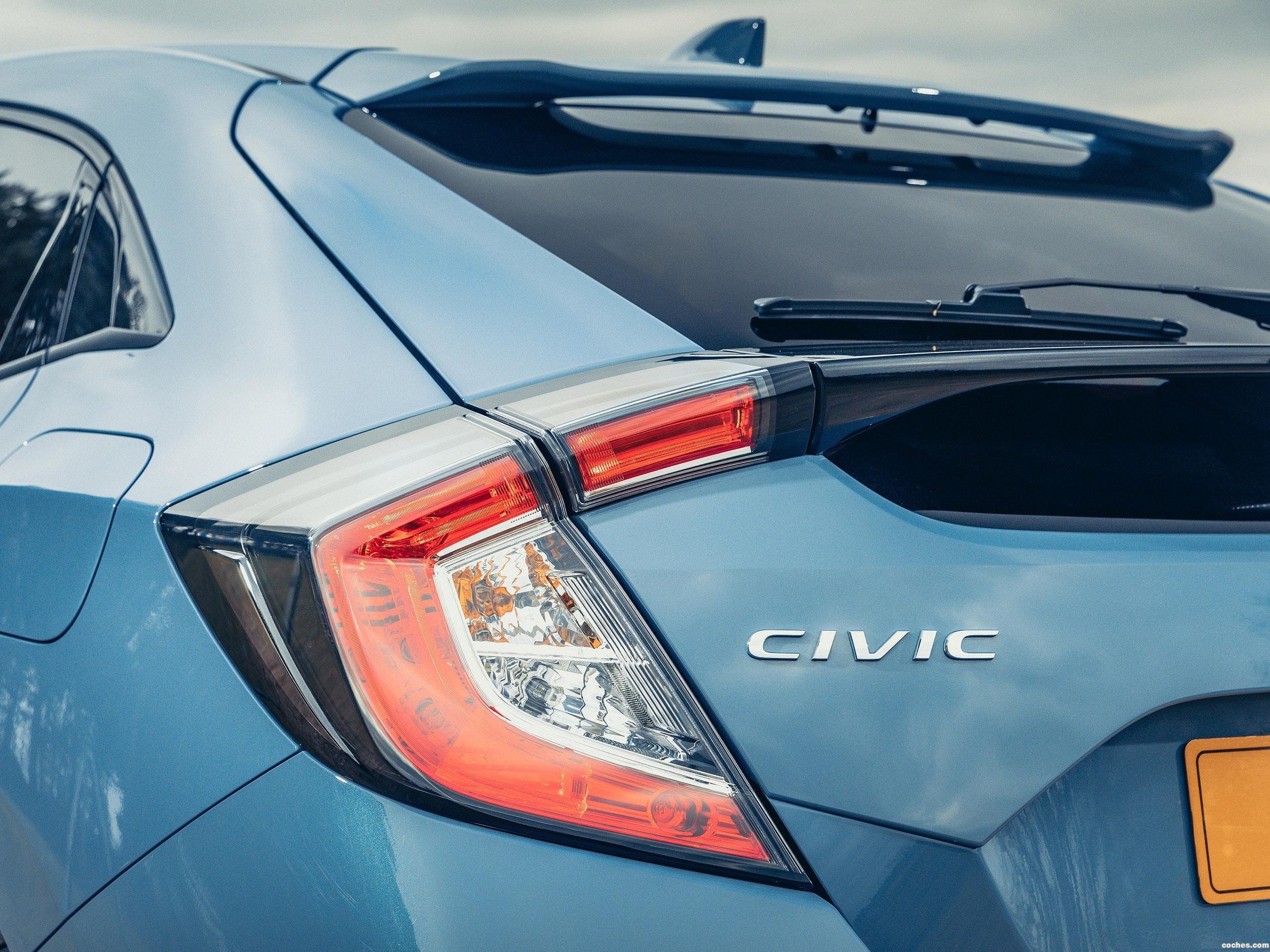 Foto 31 de Honda Civic Sport UK 2017