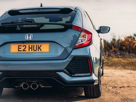 Ver foto 22 de Honda Civic Sport UK 2017