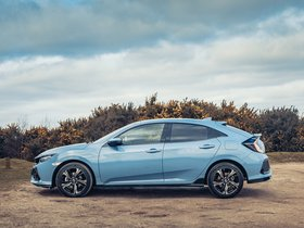 Ver foto 16 de Honda Civic Sport UK 2017