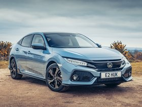 Ver foto 11 de Honda Civic Sport UK 2017