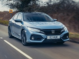 Ver foto 6 de Honda Civic Sport UK 2017