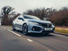Ver foto 5 de Honda Civic Sport UK 2017