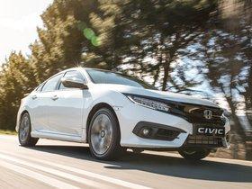 Ver foto 4 de Honda Civic Sport Sedan 2016
