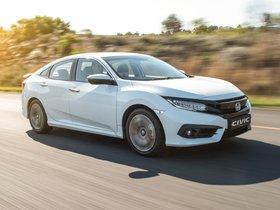 Ver foto 3 de Honda Civic Sport Sedan 2016