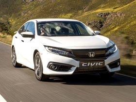 Ver foto 2 de Honda Civic Sport Sedan 2016