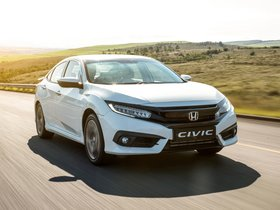 Fotos de Honda Civic Sport Sedan 2016