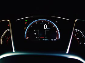 Ver foto 10 de Honda Civic Sport Sedan 2016