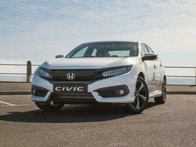 Ver foto 9 de Honda Civic Sport Sedan 2016