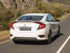 Ver foto 8 de Honda Civic Sport Sedan 2016