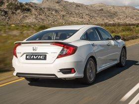 Ver foto 7 de Honda Civic Sport Sedan 2016