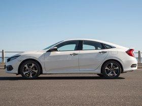 Ver foto 6 de Honda Civic Sport Sedan 2016