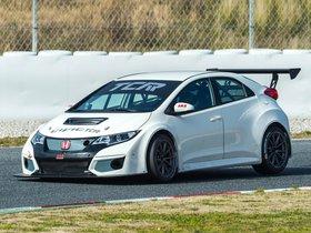Ver foto 11 de Honda Civic TCR 2015
