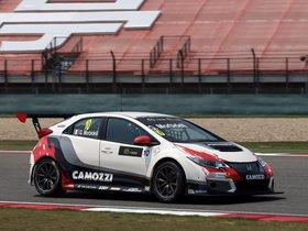 Ver foto 2 de Honda Civic TCR 2015
